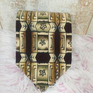 Bass neck tie